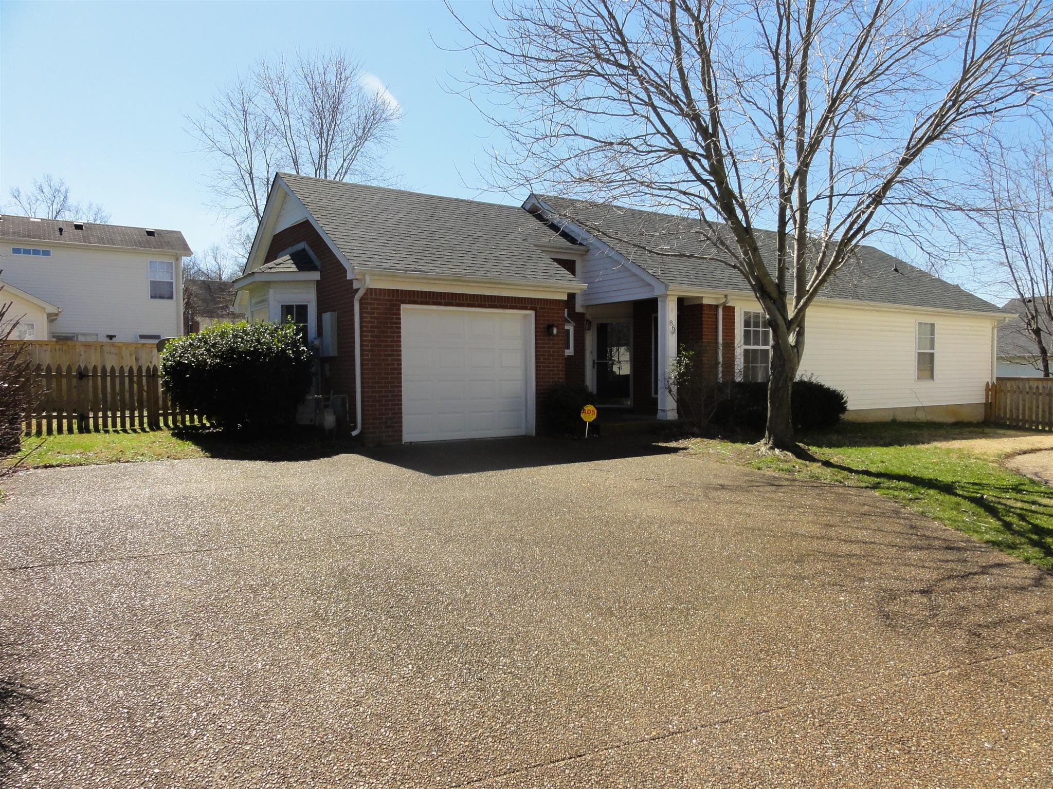 Rental Homes for Rent, ListingId:37252348, location: 86 Heaton Close Franklin 37069