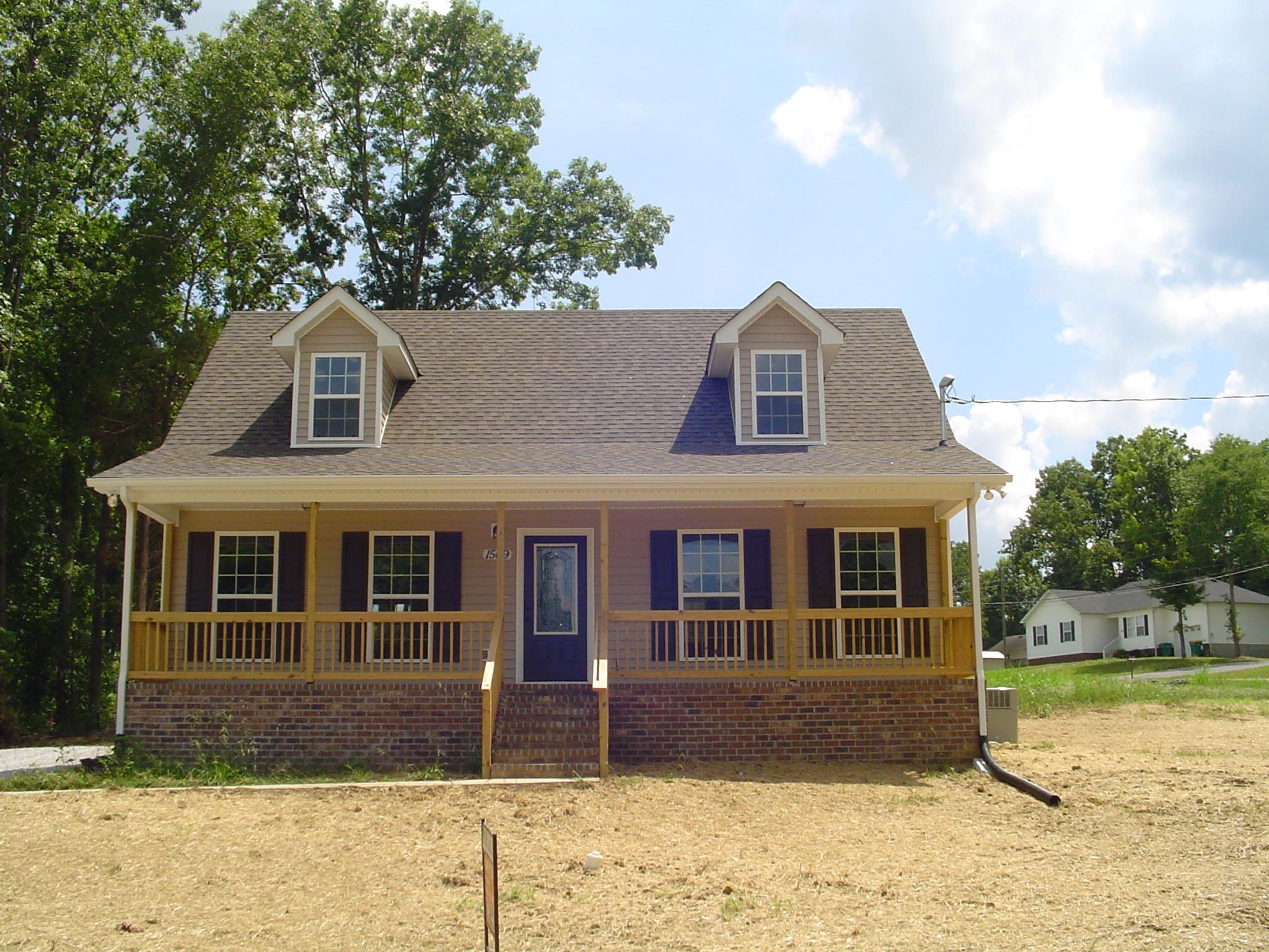 1509 Joanne Cir, Lewisburg, TN 37091