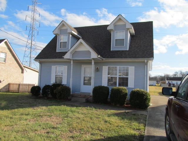 Rental Homes for Rent, ListingId:37252355, location: 1646 Hannibal Dr Oak Grove 42262
