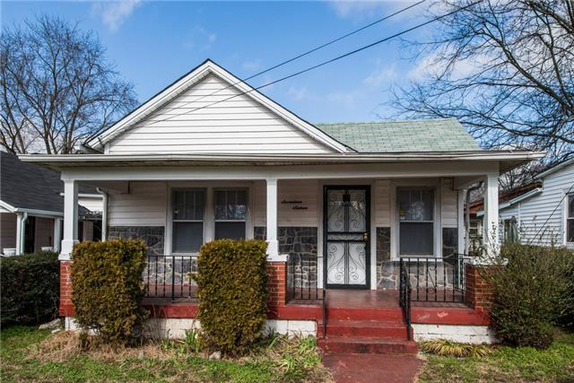 Rental Homes for Rent, ListingId:37269200, location: 1716 Underwood Nashville 37208
