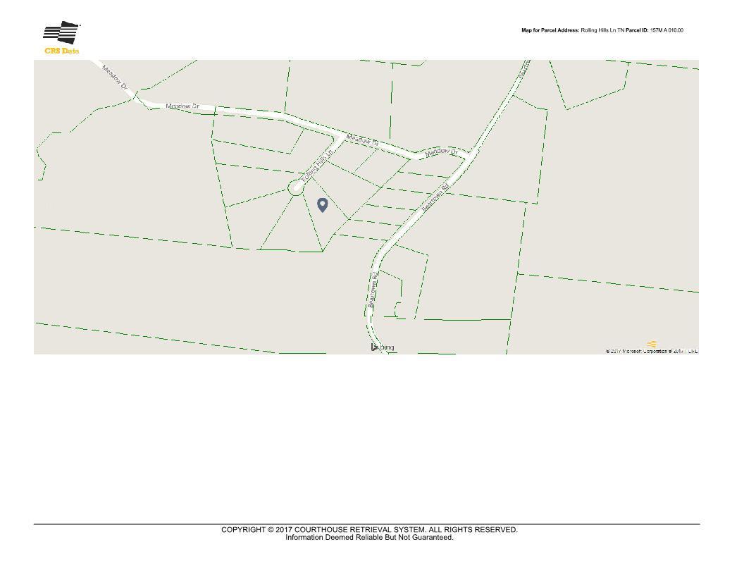 0 Rolling Hills Ln Loretto, TN 38469