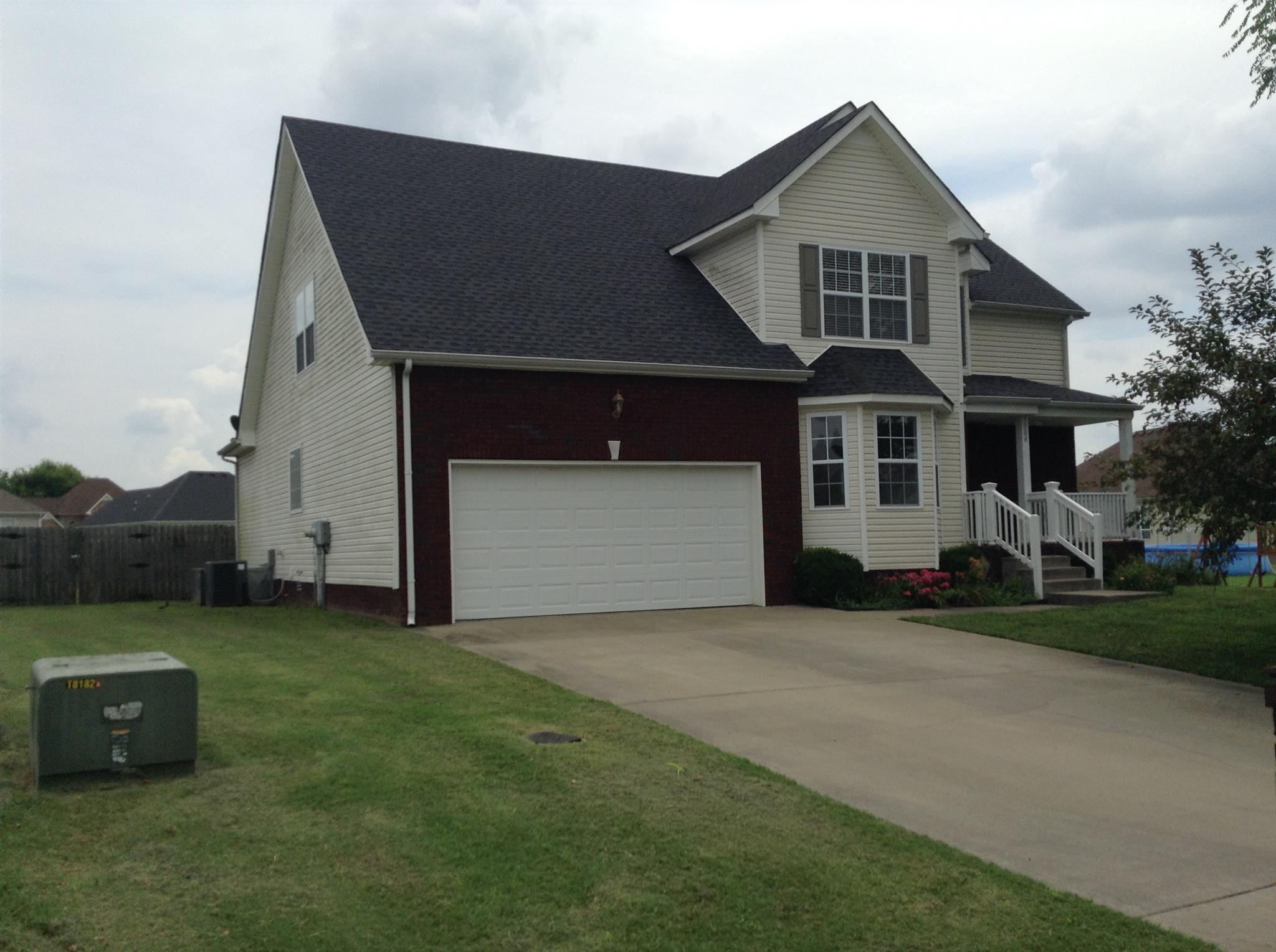 3904 Tyler Brown Dr, Clarksville, TN 37040