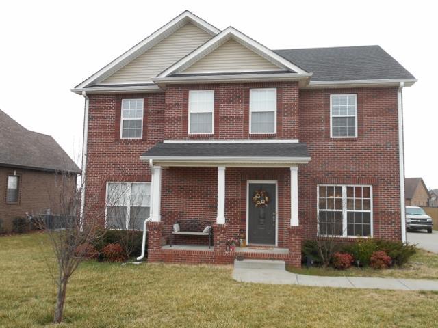 1545 Edgewater Ln, Clarksville, TN 37043