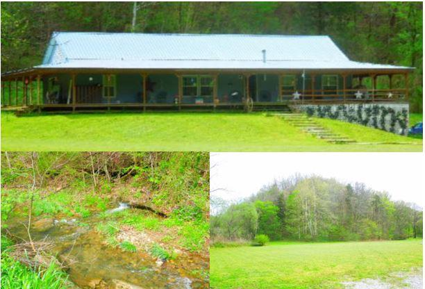 Image of Residential for Sale near Celina, Tennessee, in Clay County: 52.75 acres
