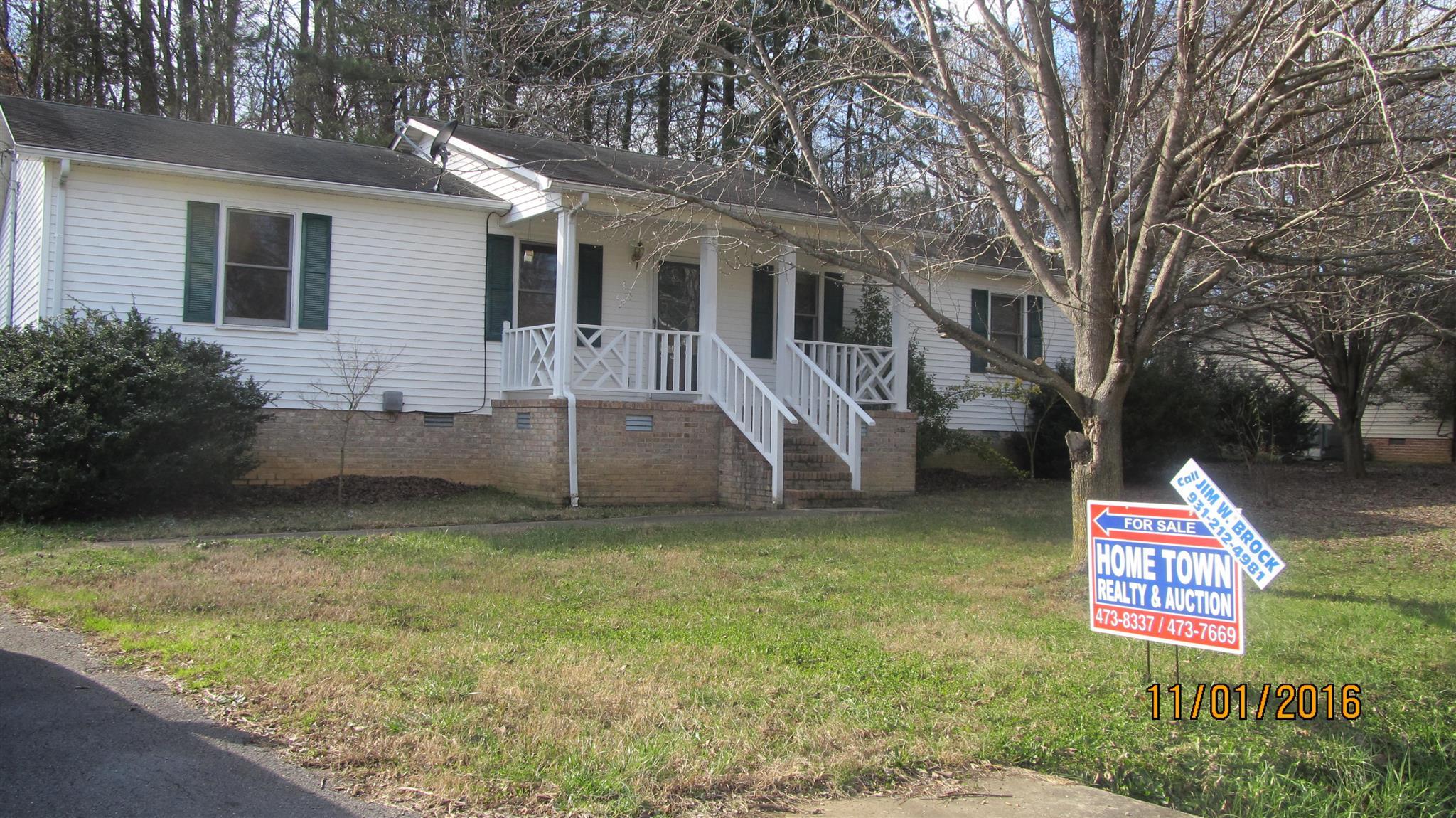 206 Osborn St, Mc Minnville, TN 37110