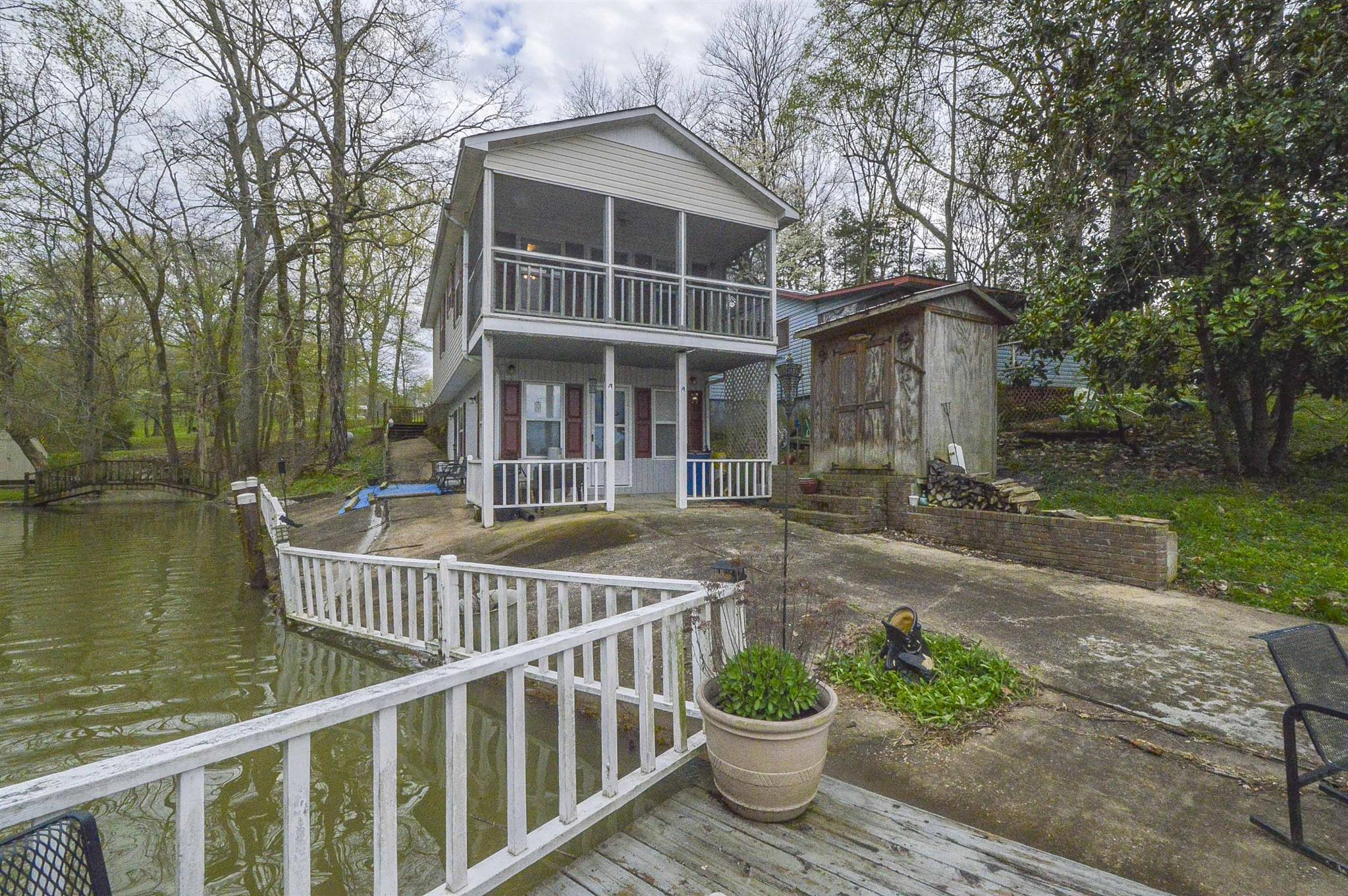 Homes For Sale In Fanning Bend Winchester Tn