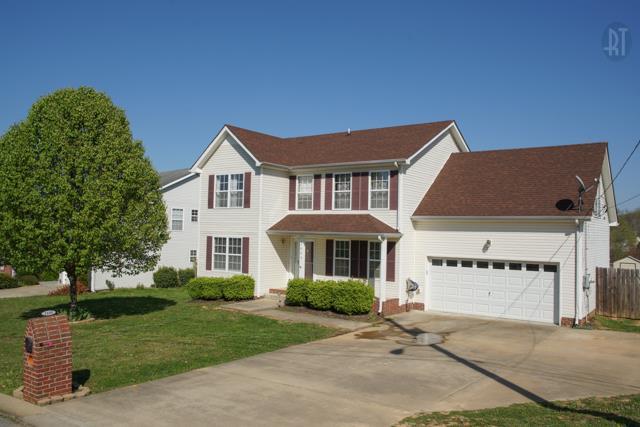 2605 Sugarhill Ct, Clarksville, TN 37040