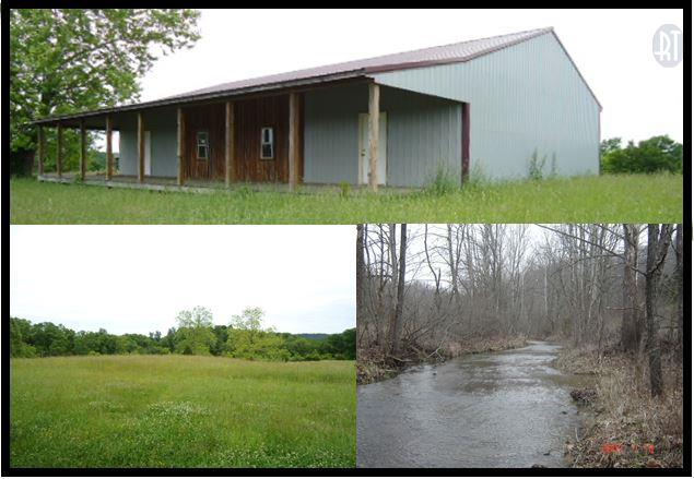 Image of Acreage for Sale near Celina, Tennessee, in Clay County: 123.46 acres