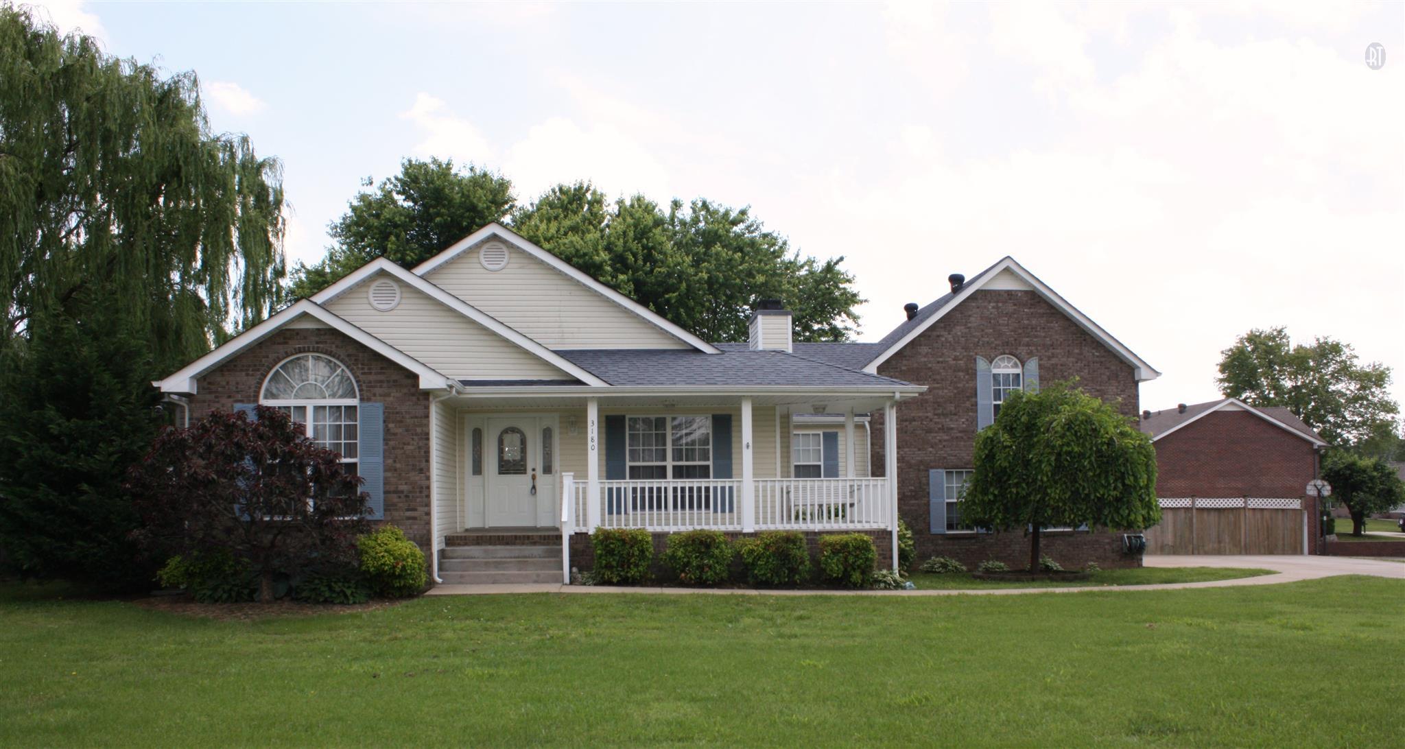 3180 Arrow Ln, Clarksville, TN 37043