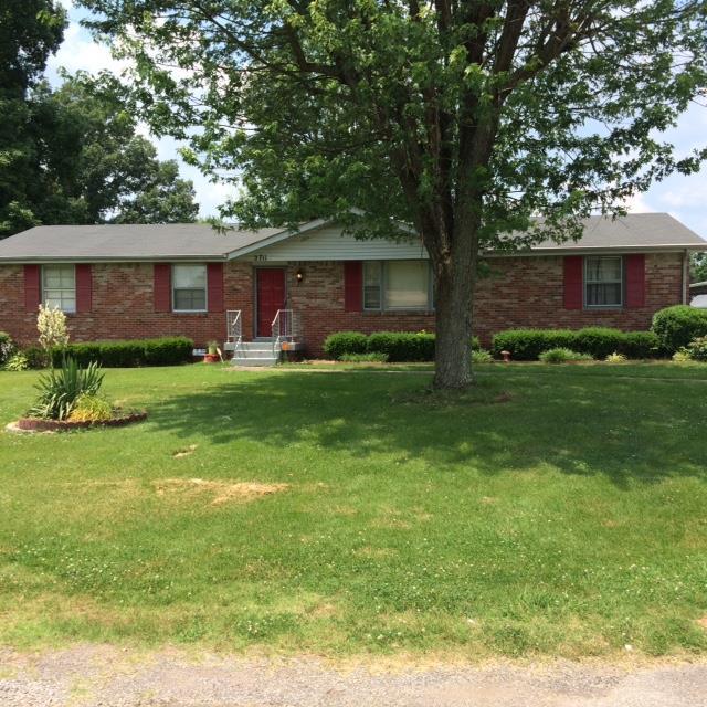 2711 Arbor St, Clarksville, TN 37042
