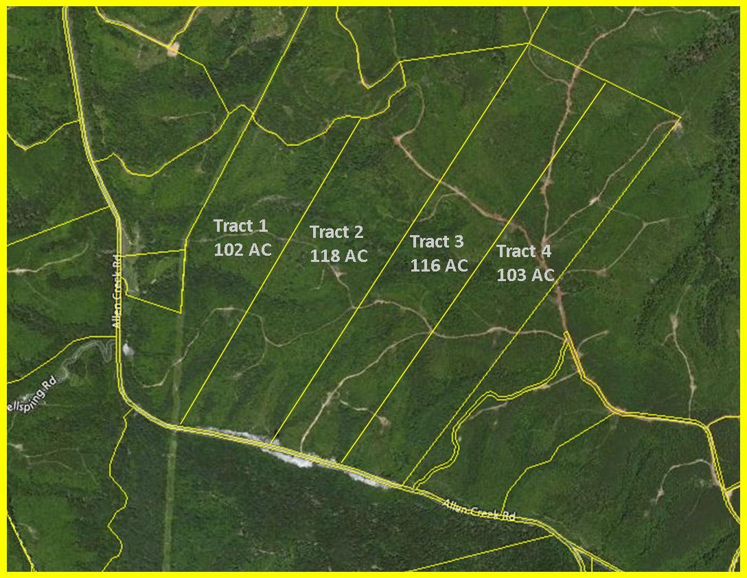 Image of  for Sale near Hohenwald, Tennessee, in Lewis County: 102 acres
