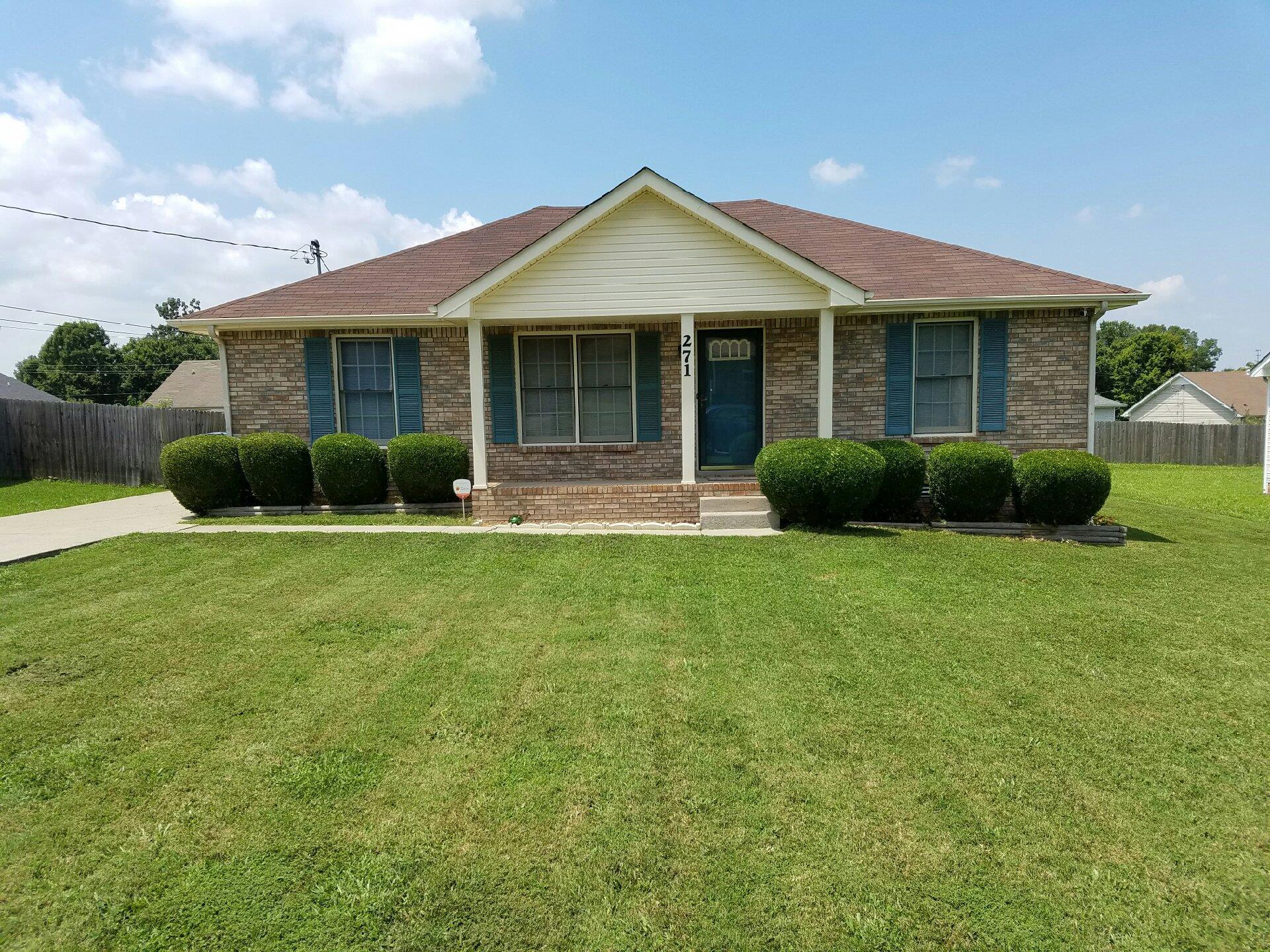 271 Moncrest Dr, Clarksville, TN 37042