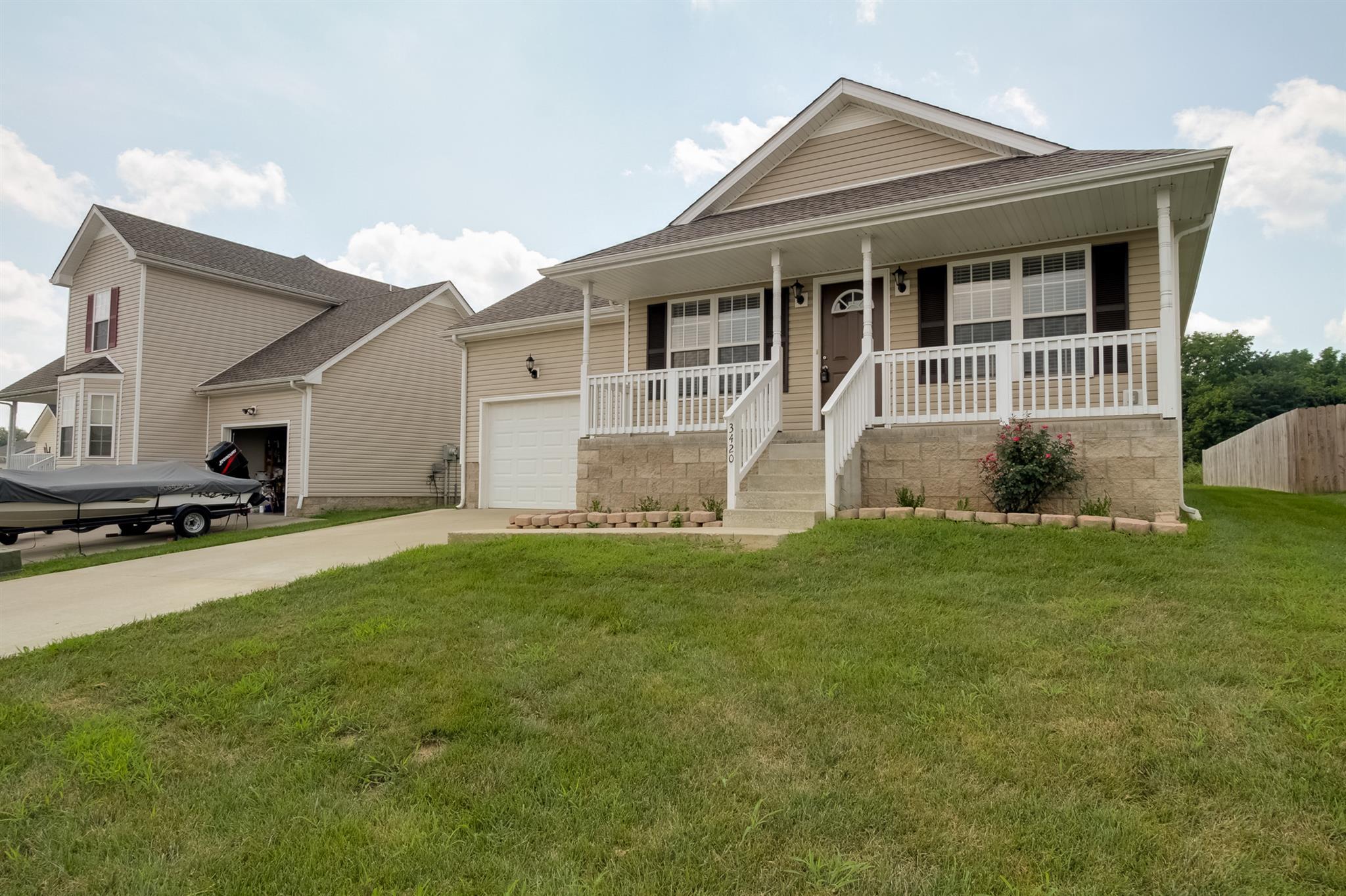 3420 Fox Meadow Way, Clarksville, TN 37042