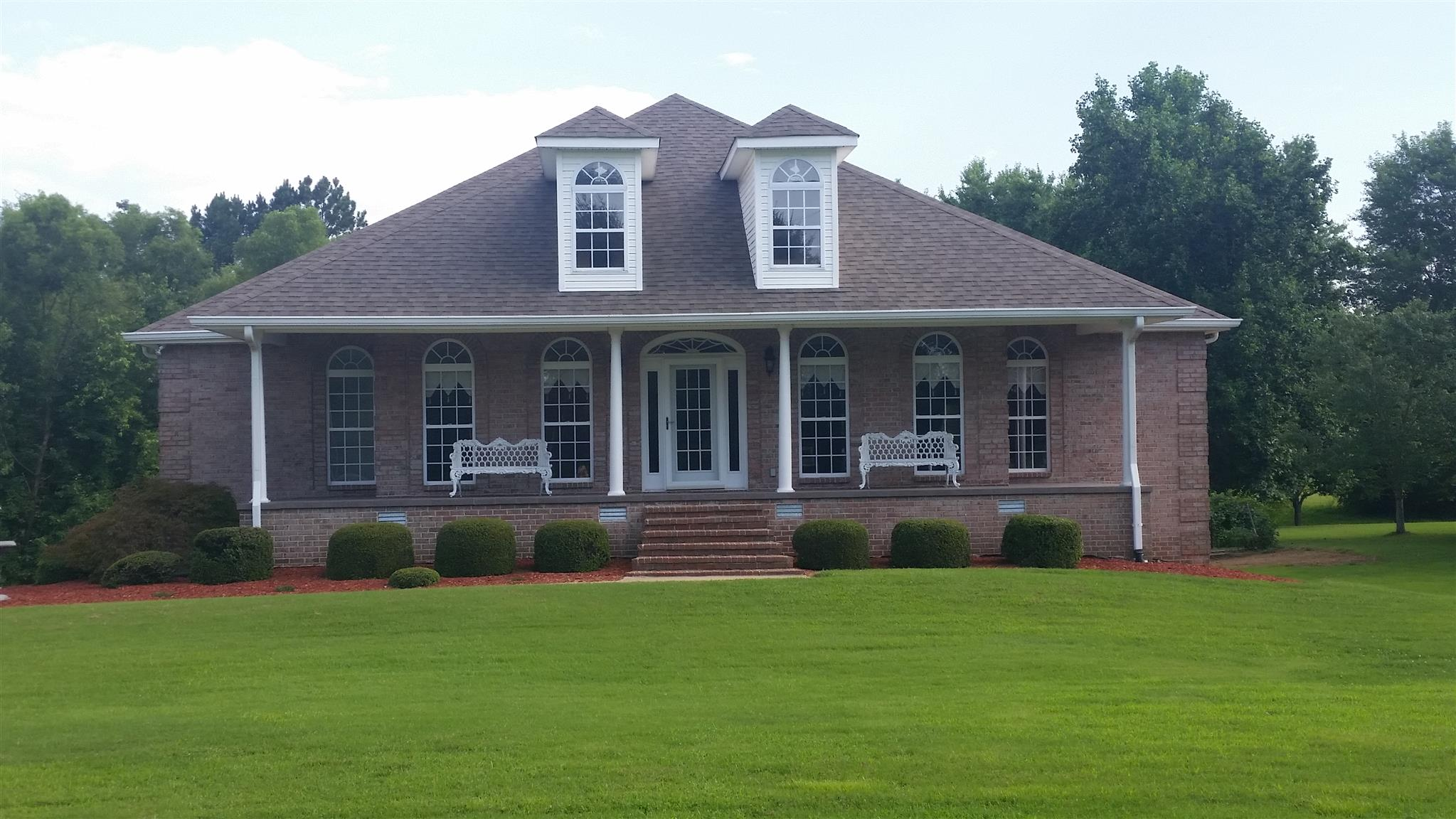 Tennessee waterfront property in nashville j percy priest for Custom home builders lebanon tn