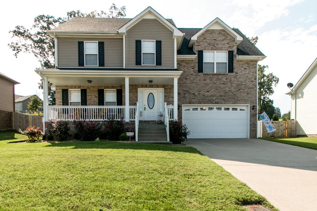 1288 Viewmont Dr, Clarksville, TN 37040