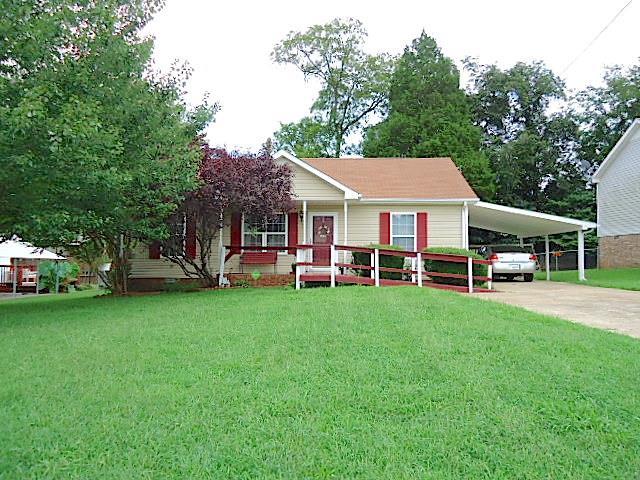 2827 Teakwood Dr, Clarksville, TN 37040