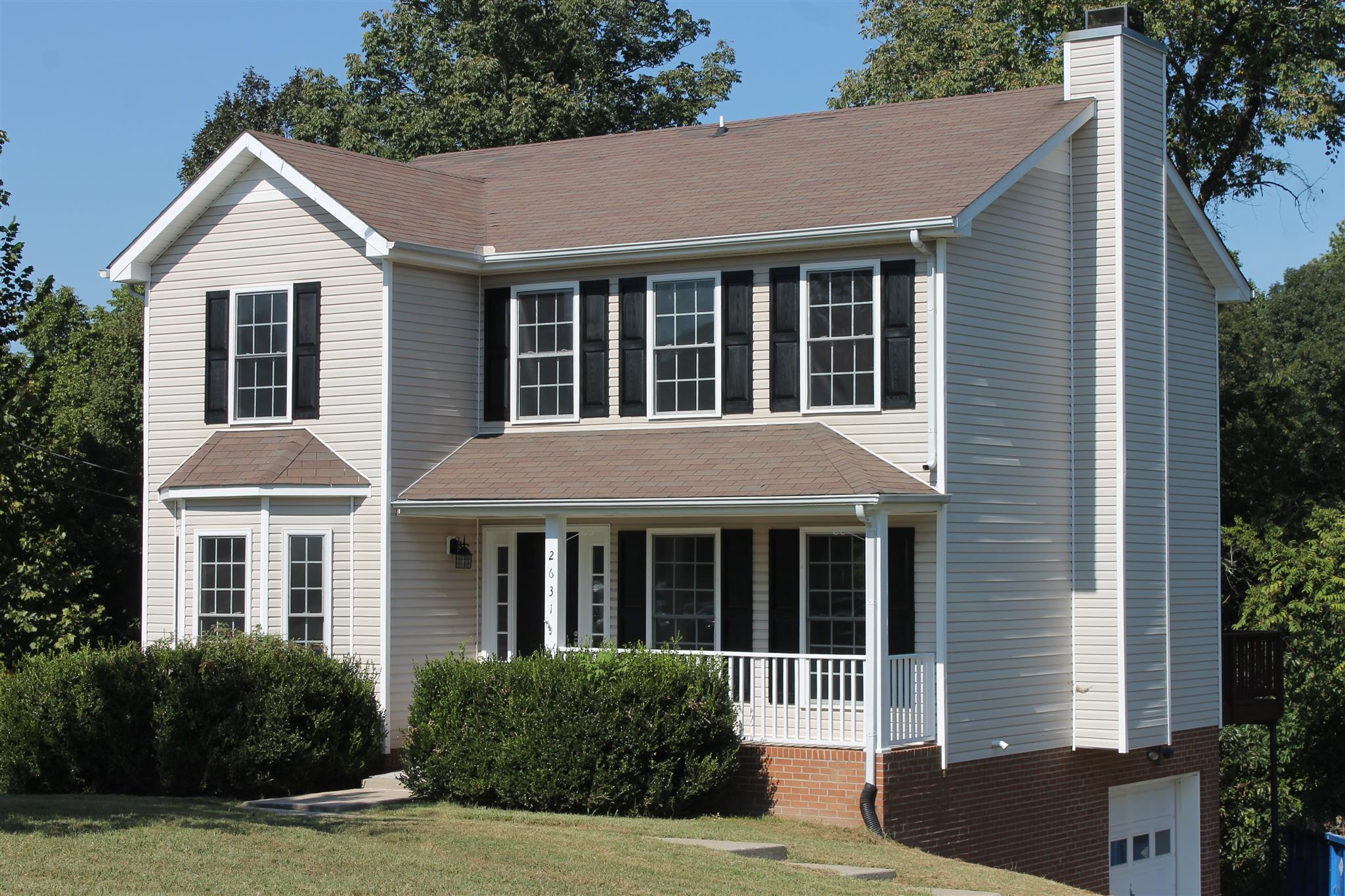 2631 Elkmont Dr, Clarksville, TN 37040