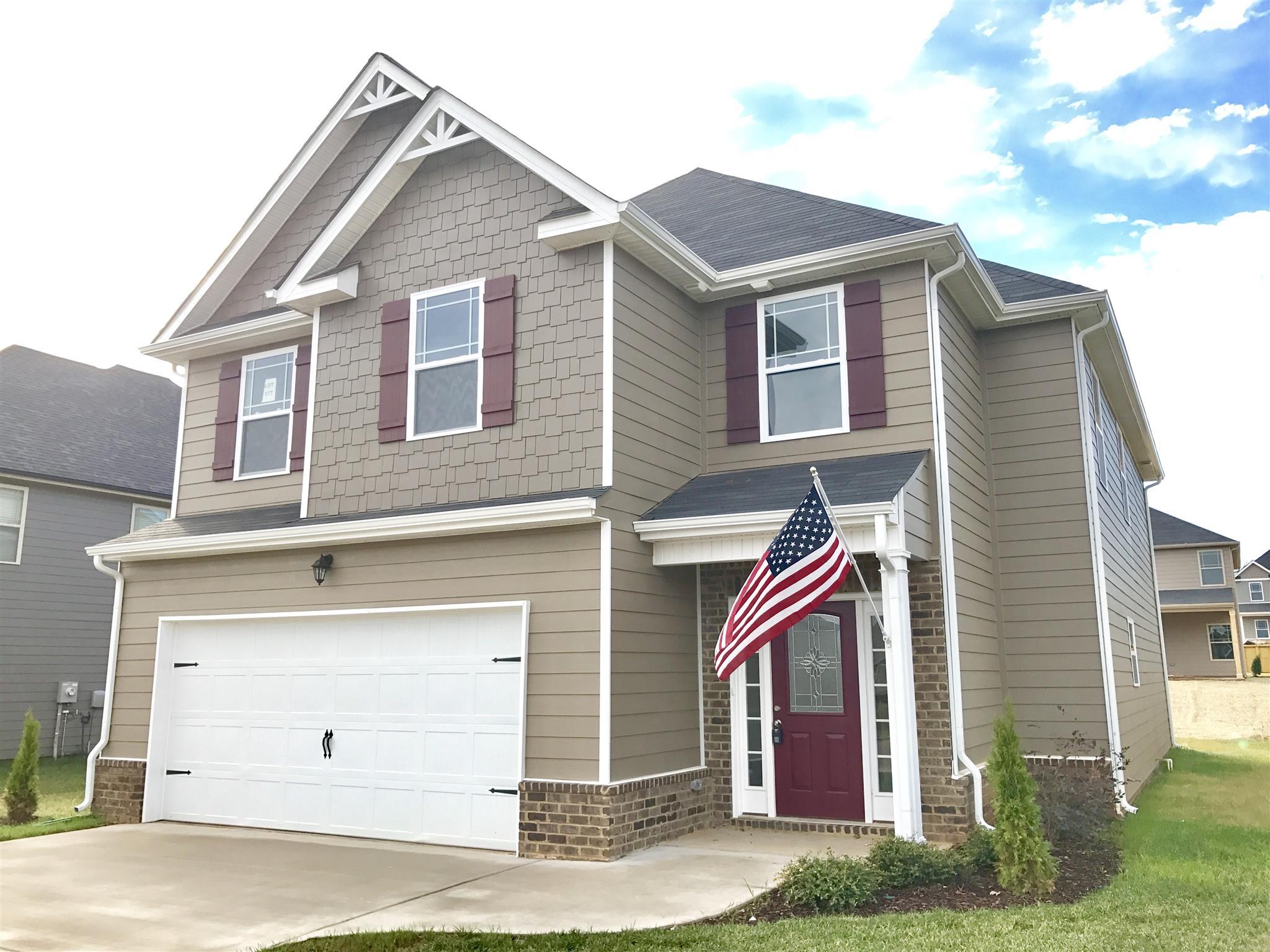 116 Flat Rock Rd, Clarksville, TN 37042