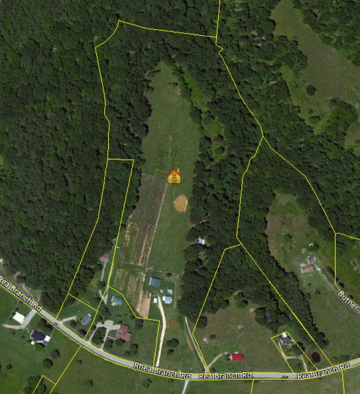 Image of  for Sale near Ethridge, Tennessee, in Giles County: 19.9 acres
