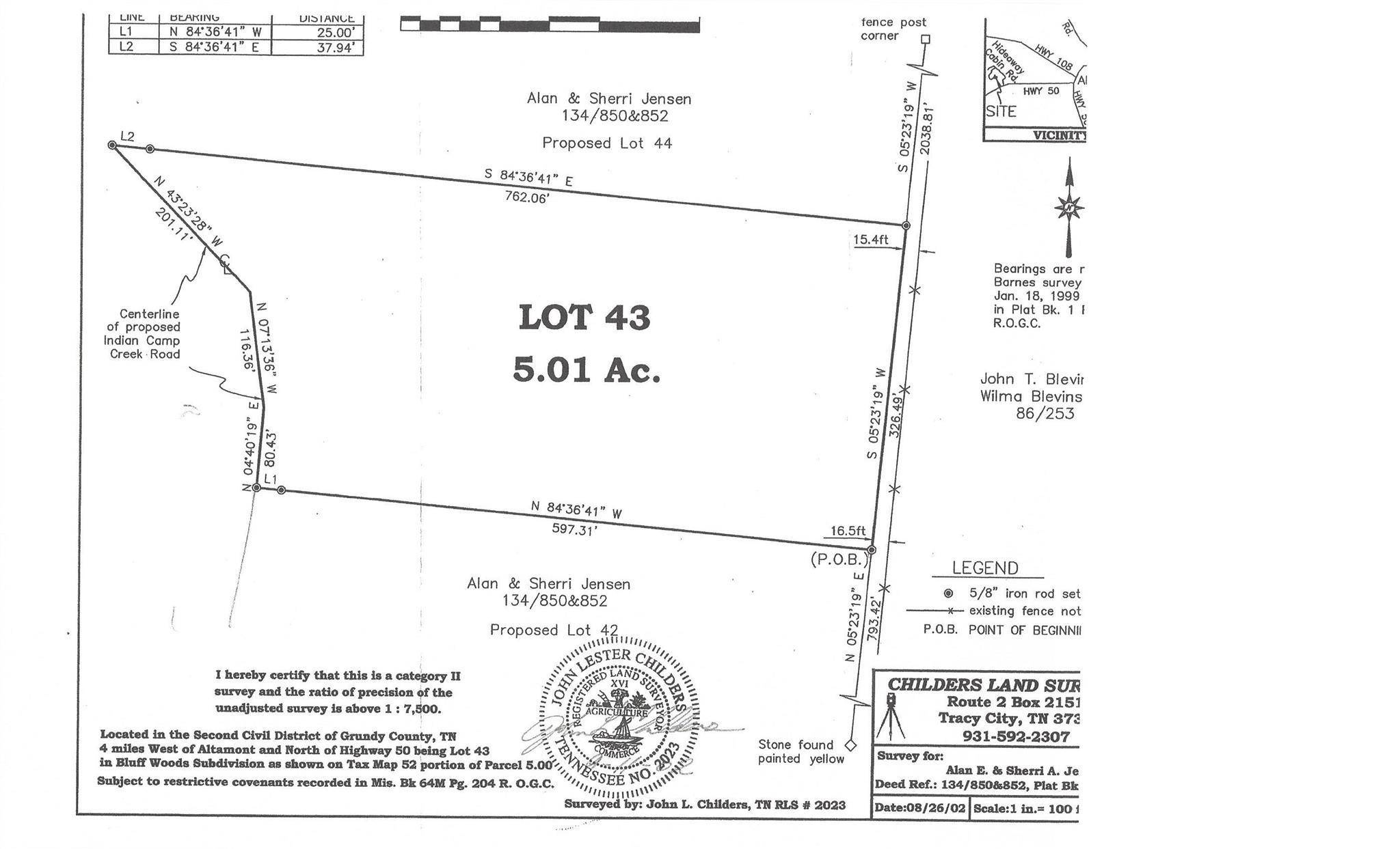 43 Bluff Woods Altamont, TN 37301