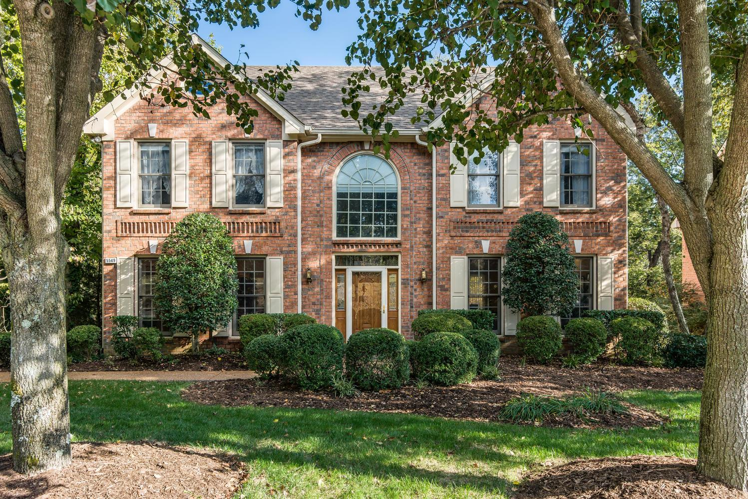 Photo of 5549 Cottonport Drive  Brentwood  TN