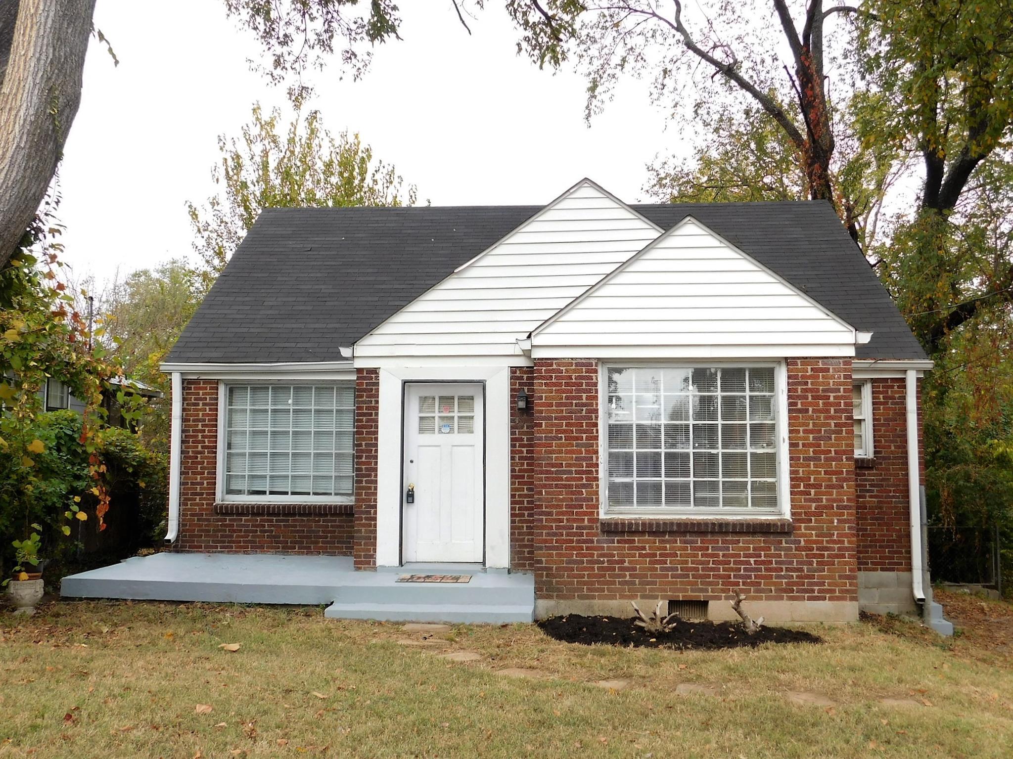 Photo of 610 Benton Ave  Nashville  TN