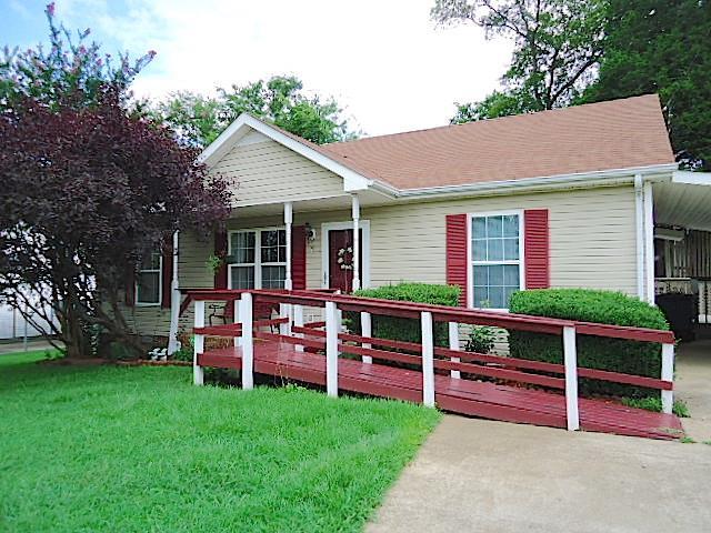 Photo of 2827 Teakwood Dr  Clarksville  TN