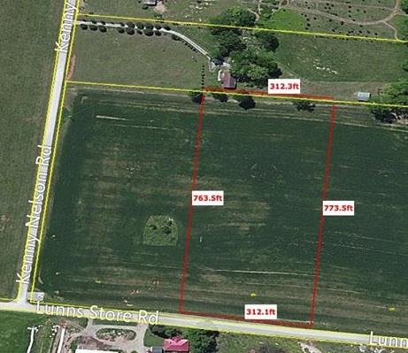 Image of  for Sale near Chapel Hill, Tennessee, in Marshall County: 5.5 acres
