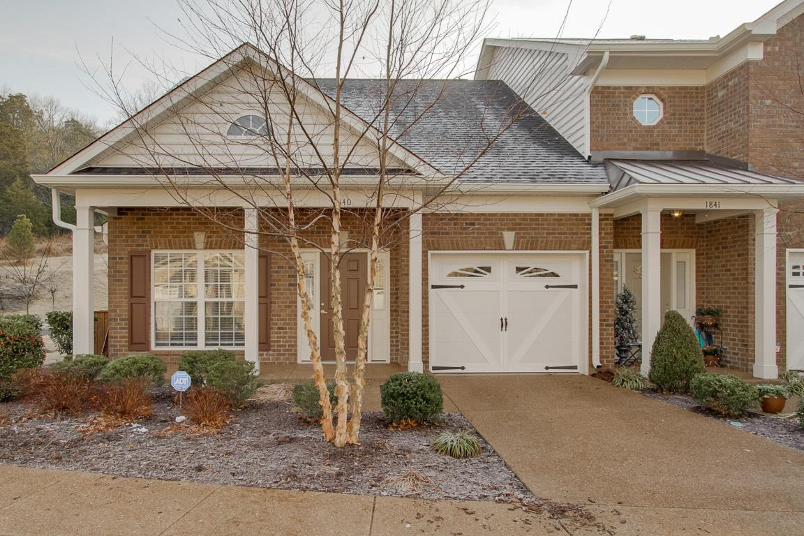 Photo of 1840 Brentwood Pointe  Franklin  TN