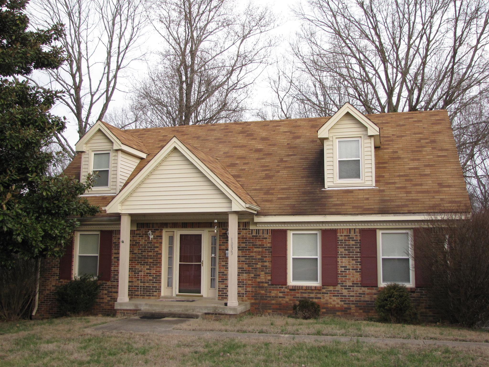 1033 Foxmoor Dr, Clarksville, TN 37042