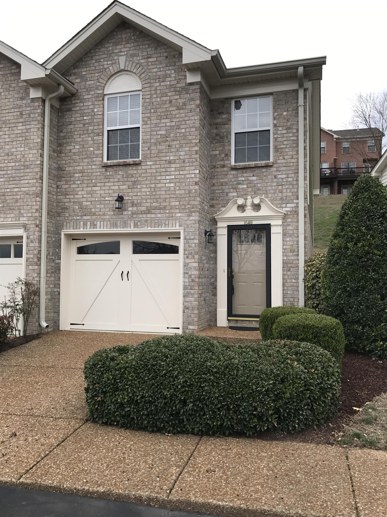 Photo of 1646 Brentwood Pointe  Franklin  TN