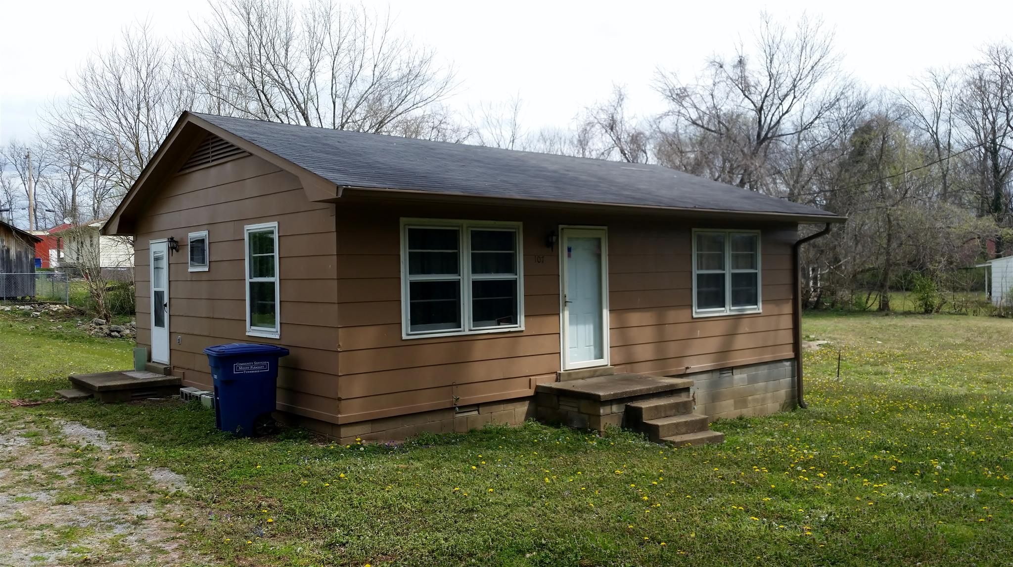 Photo of 107 Brownlow St  Mount Pleasant  TN