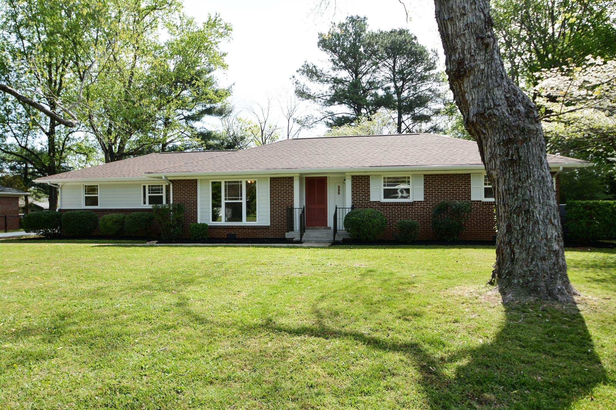 Photo of 305 Tyne Ave  Murfreesboro  TN