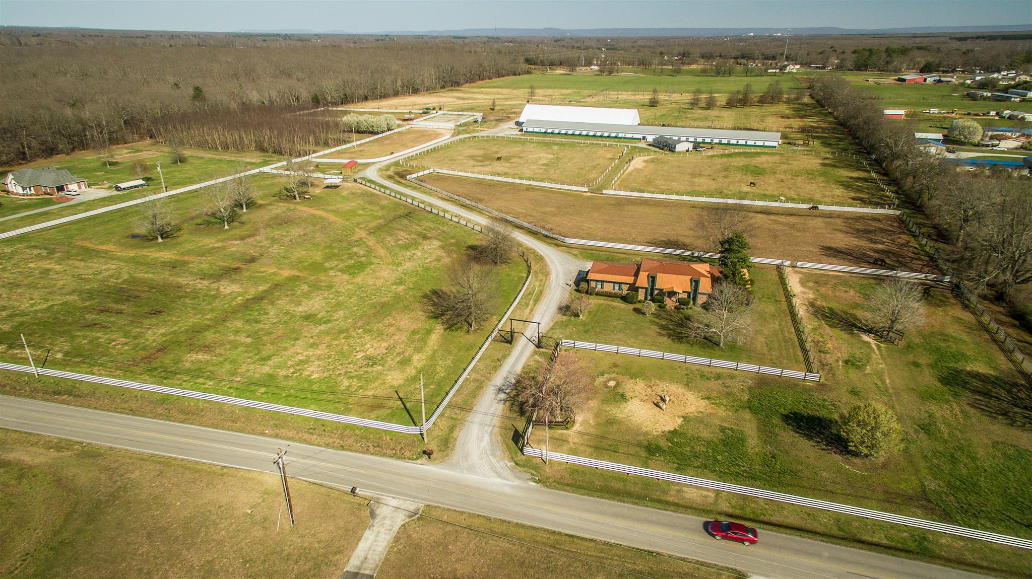Image of  for Sale near Tullahoma, Tennessee, in Coffee County: 36.72 acres