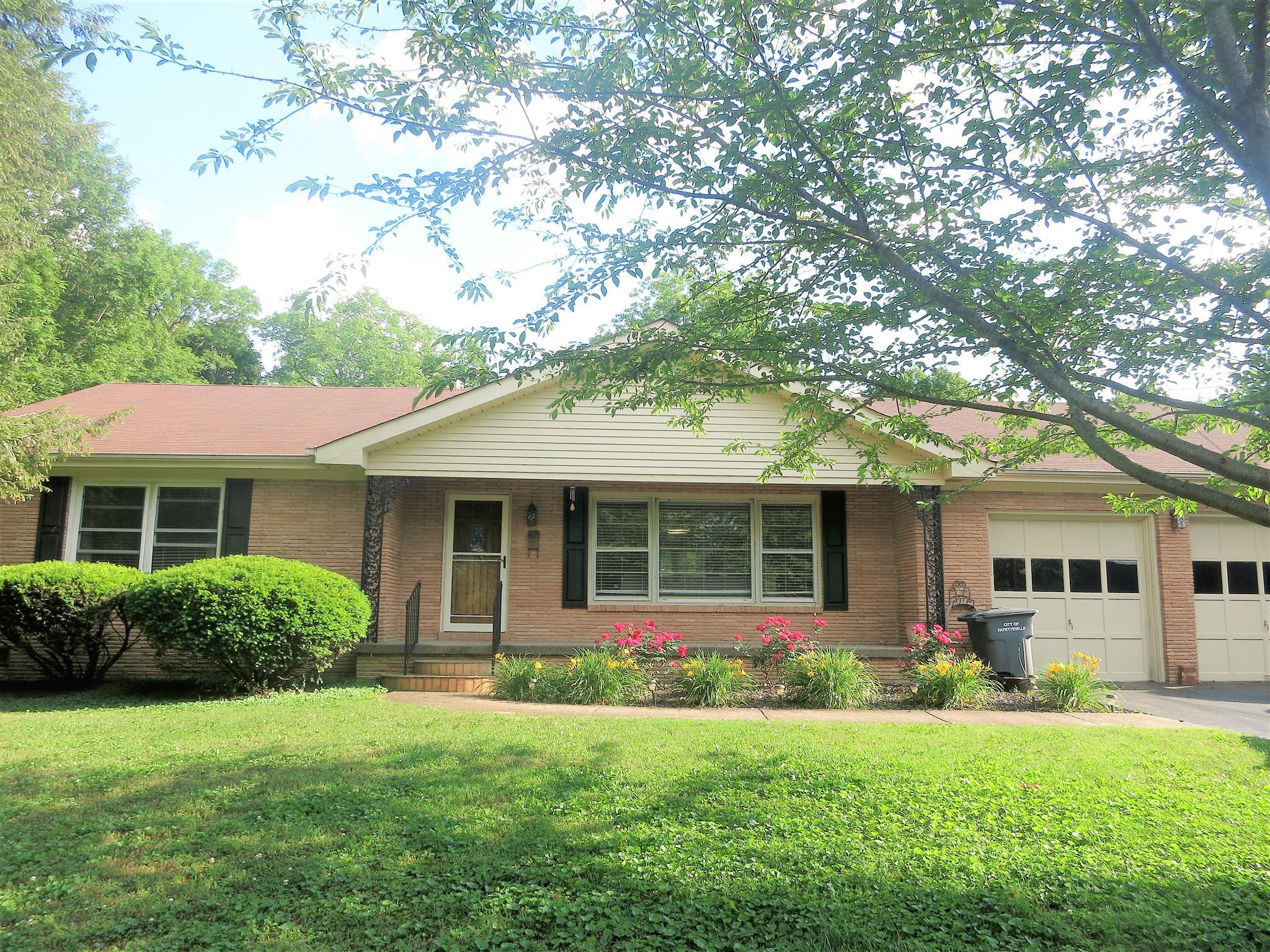 Photo of 604 Swanson Blvd  Fayetteville  TN