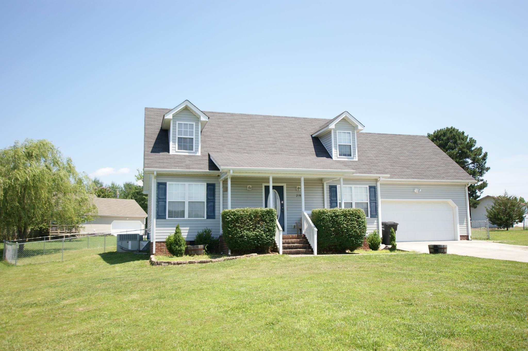 Photo of 238 Williamsburg Cir  Tullahoma  TN