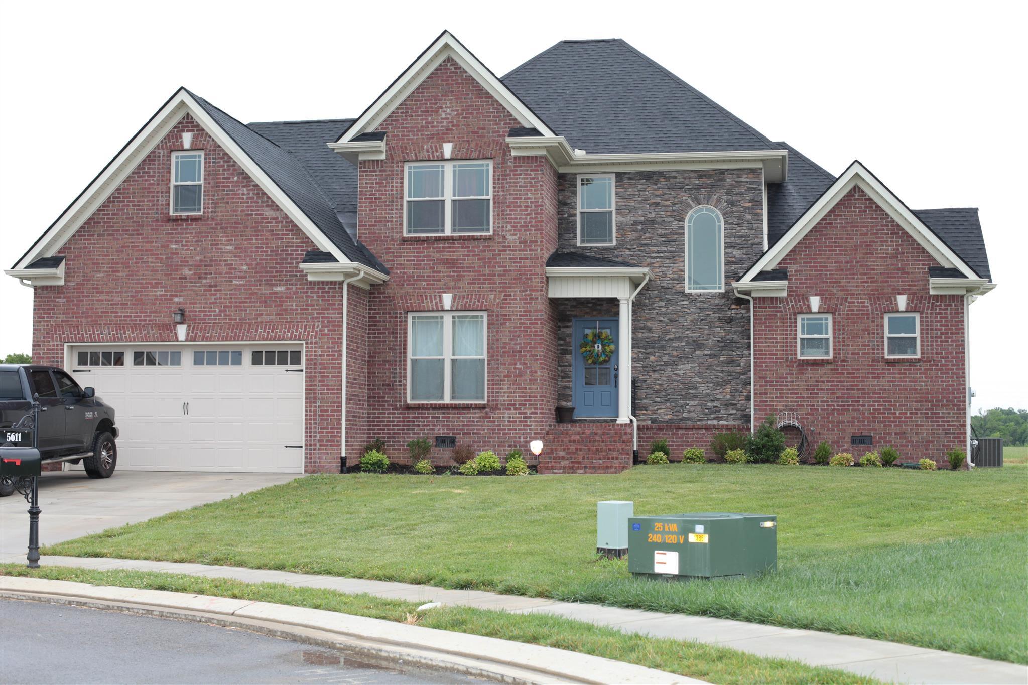 Photo of 5611 Whitlock Ct  Murfreesboro  TN