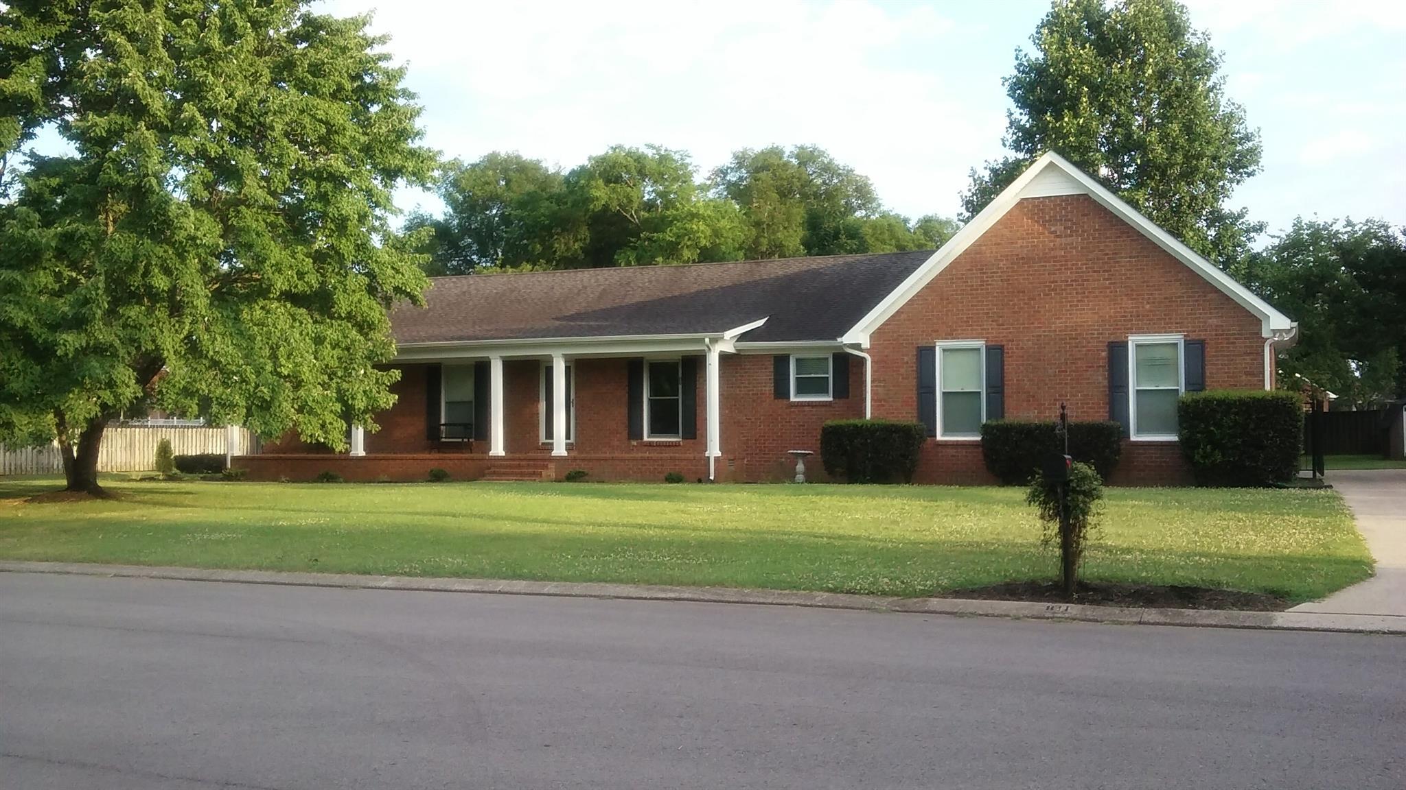 Photo of 811 Banner Dr  Murfreesboro  TN