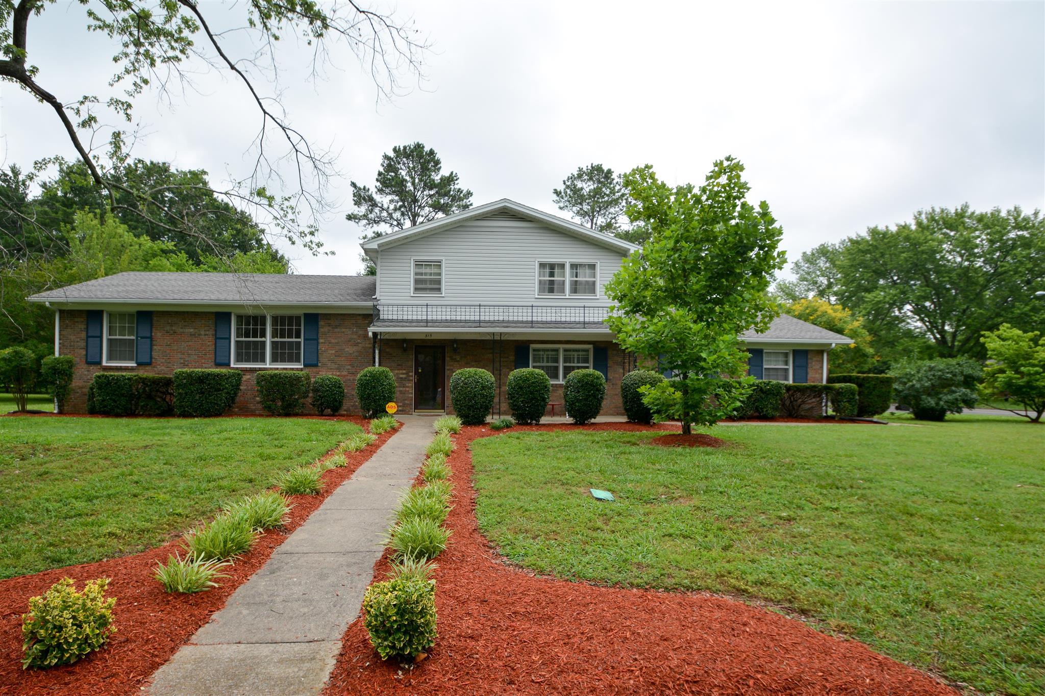 Photo of 315 Sadler Ct  Murfreesboro  TN