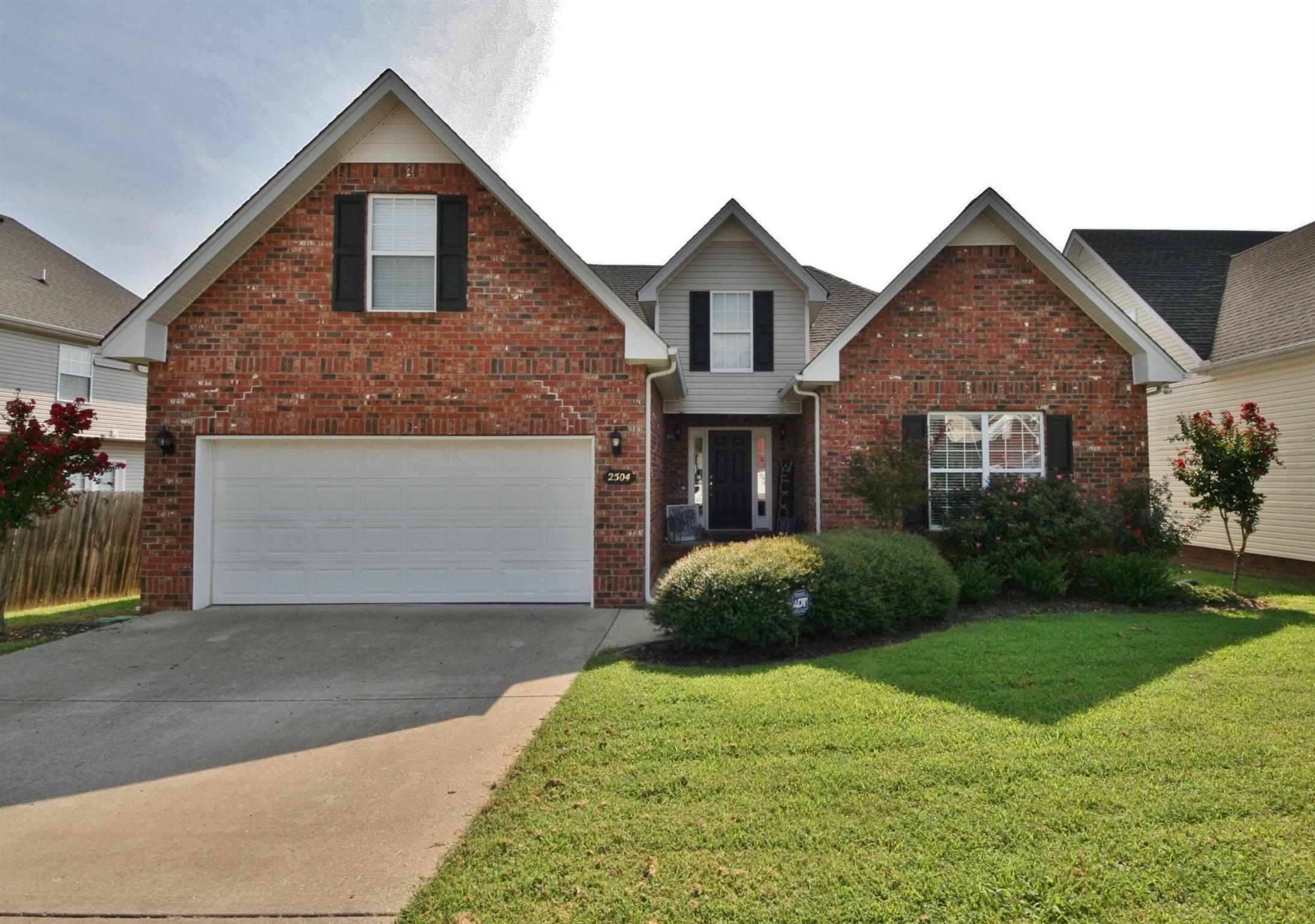 Photo of 2504 Oak Hill Dr  Murfreesboro  TN