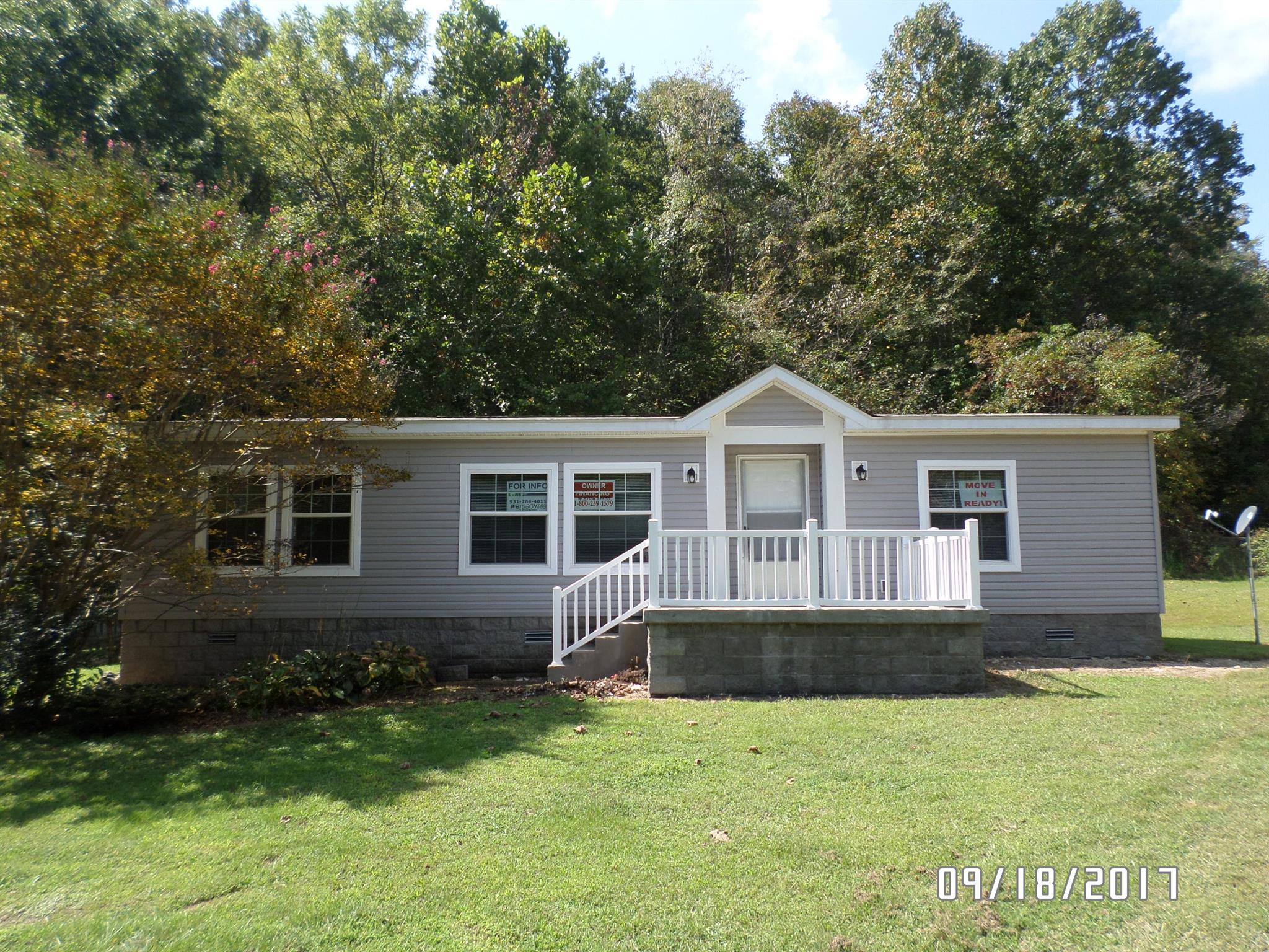 Photo of 591 Mud Springs Hollow Rd  Lobelville  TN