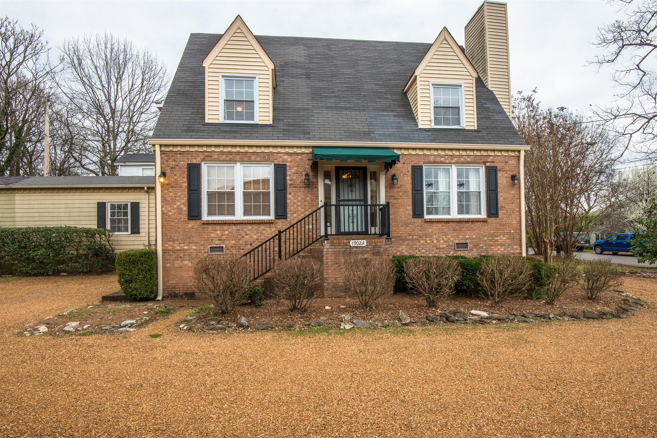 1902a Linden Ave Nashville, TN 37212