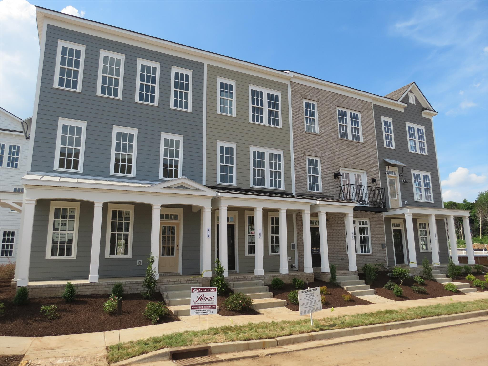 101 Burkitt Commons Ave #168, one of homes for sale in Brentwood