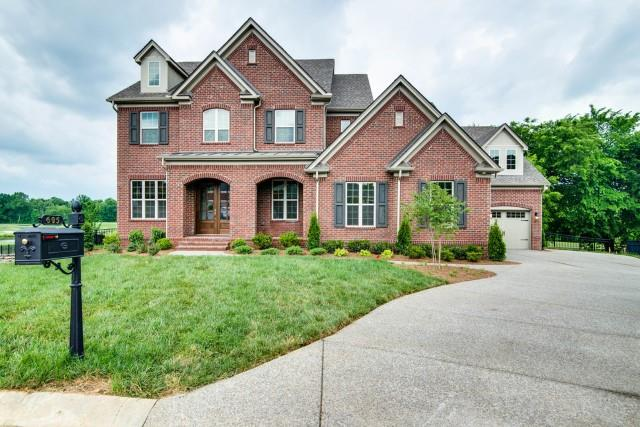 9401 Arthur Court, Brentwood, Tennessee