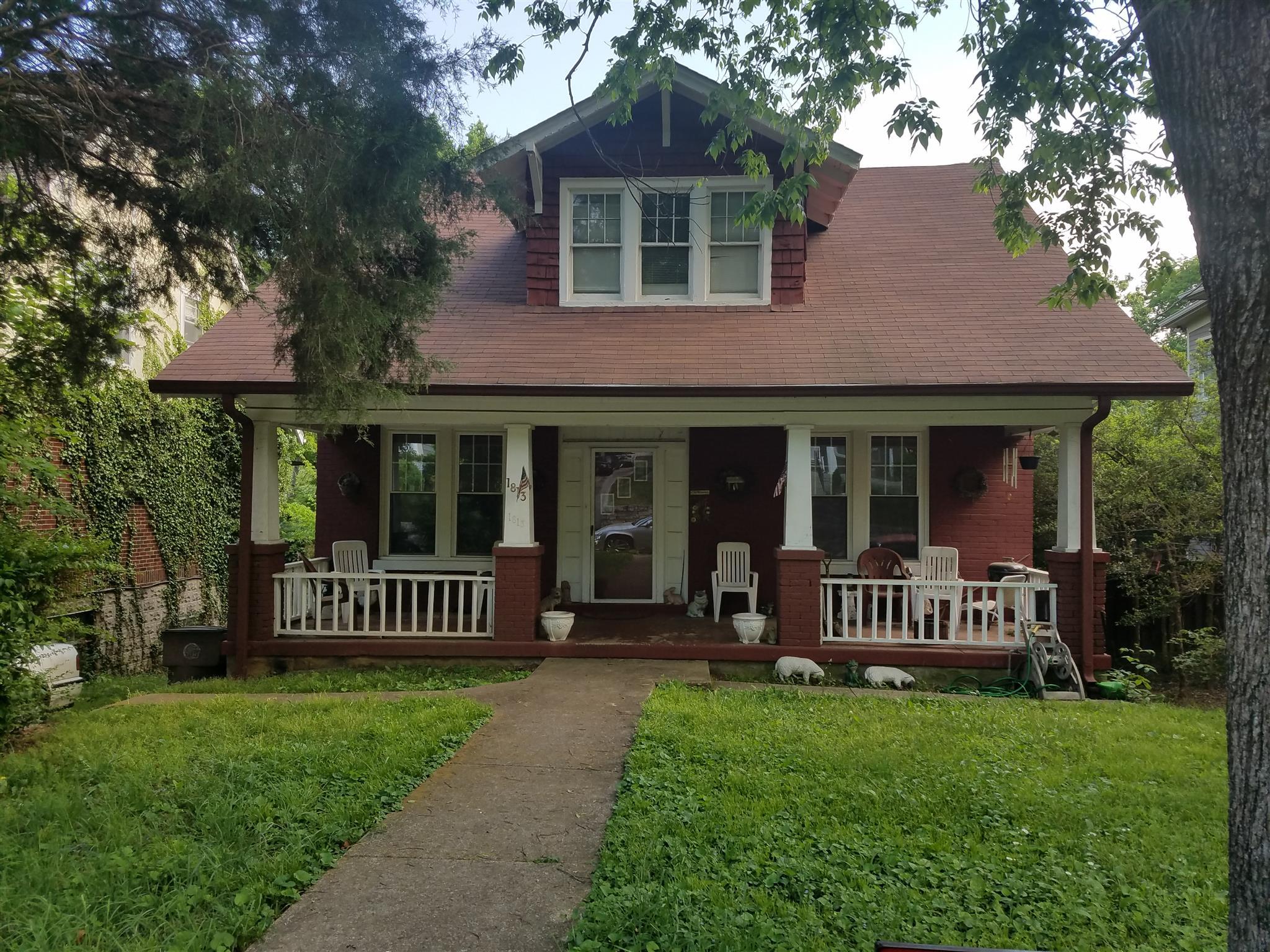 1813 Beechwood Ave Nashville, TN 37232
