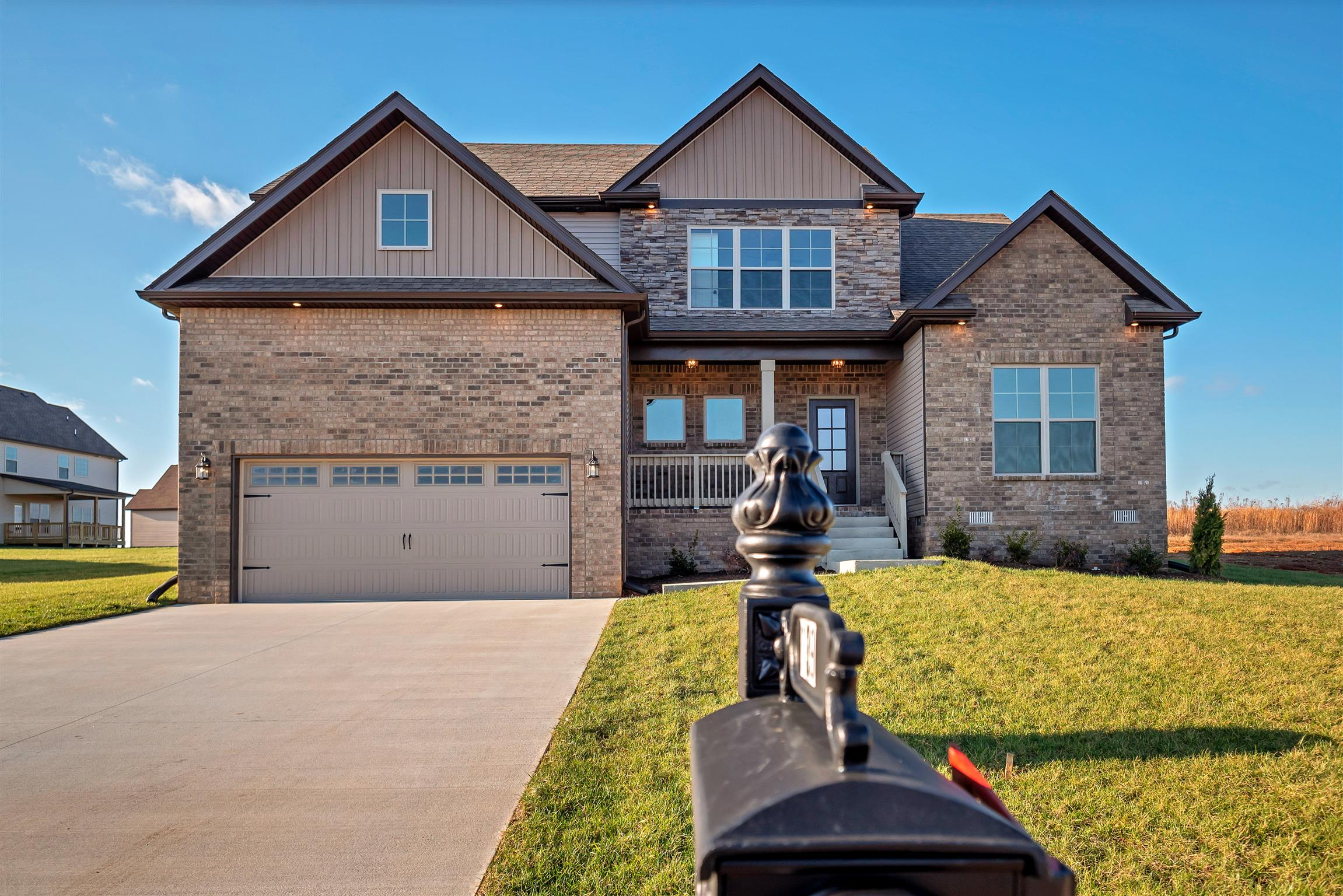 One of Clarksville 4 Bedroom Homes for Sale at 16 Wellington Fields