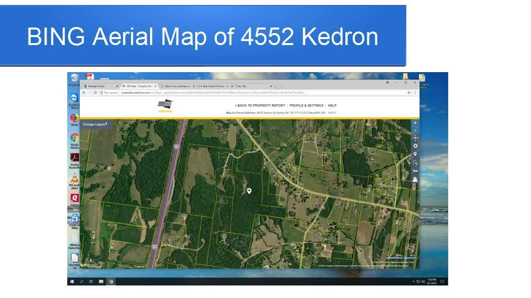 4552 Kedron Rd, Spring Hill, Tennessee 3 Bedroom as one of Homes & Land Real Estate