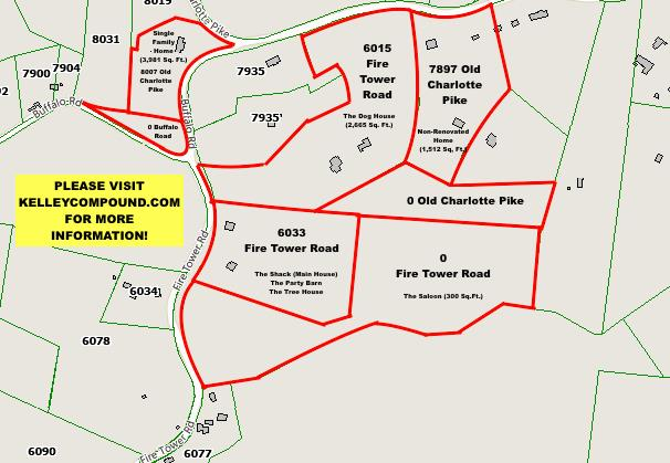6033 Fire Tower Road Nashville, TN 37221