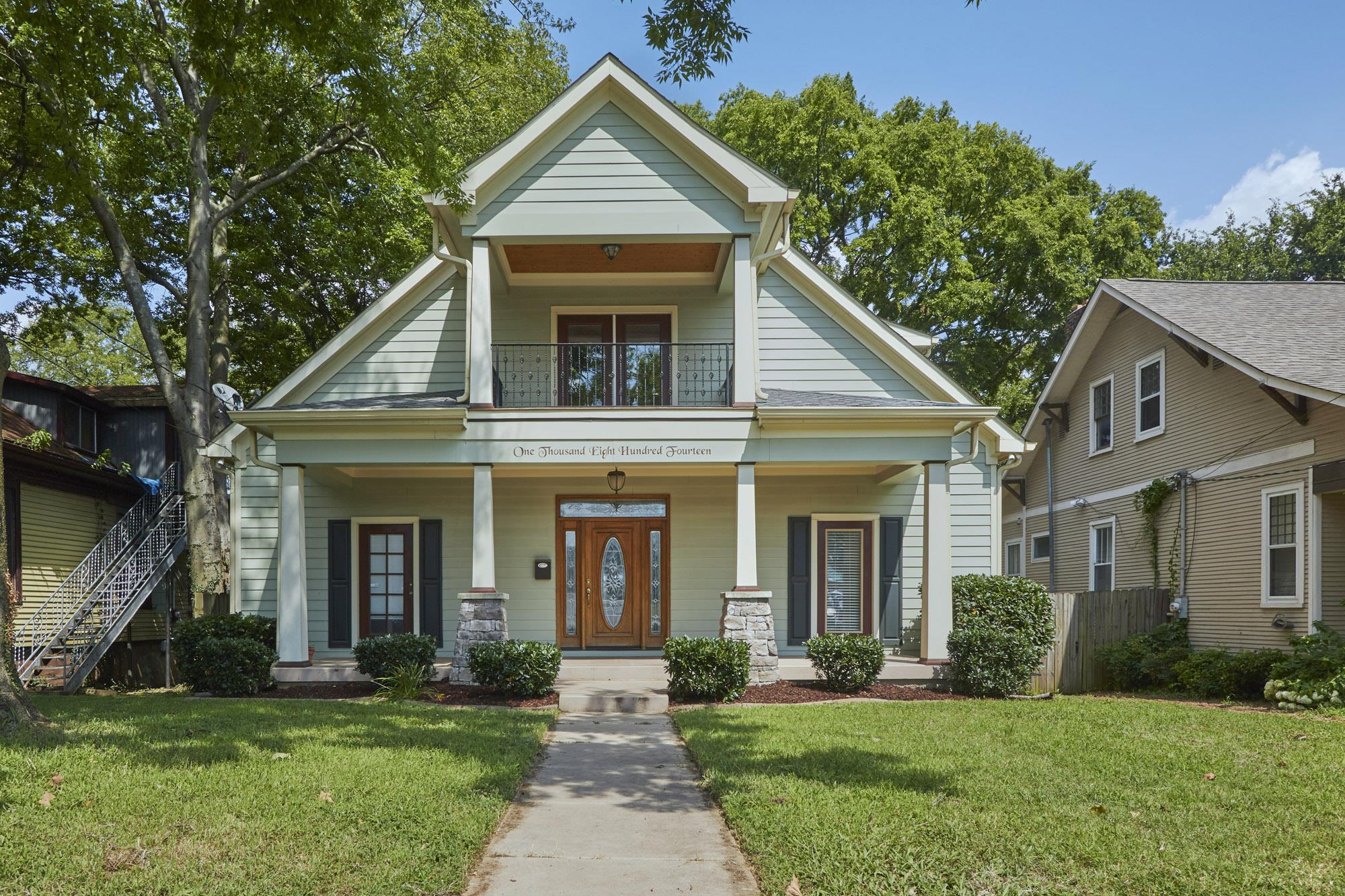 1814 Beech Ave, one of homes for sale in Nashville - Midtown