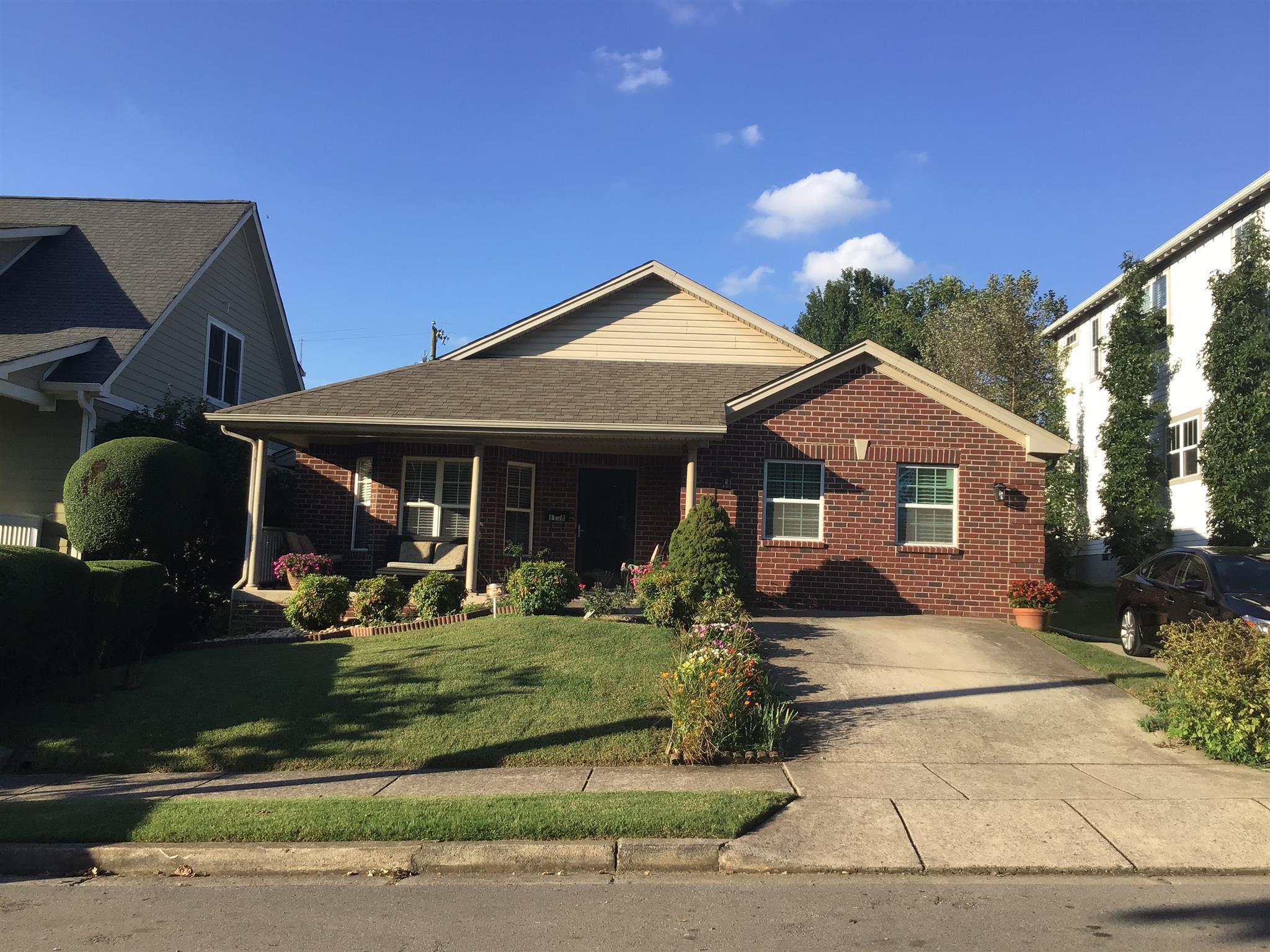 1108 Paris Ave, Nashville-Southeast, Tennessee